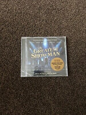 THE GREATEST SHOWMAN MOVIE SOUNDTRACK - Brand New CD Album, the greatest showman