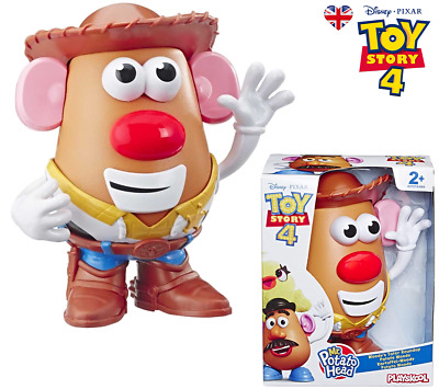 TOY STORY 4 WOODY MR POTATO HEAD Disney Pixar Woody's Tater Roundup Age 2+ 2019