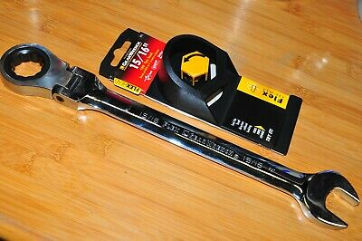 """15/16"""" Flex Ratcheting Combination Gear Wrench Original Gearwrench  KD 9715"""