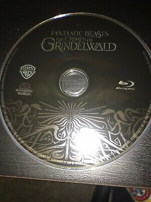 fantastic beasts the crimes of grindelwald blu ray only