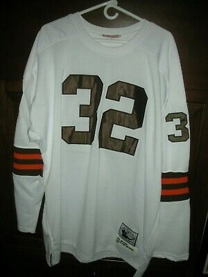 172c3309 NEW MITCHELL & Ness Cleveland Browns Vintage Collection Snapback ...