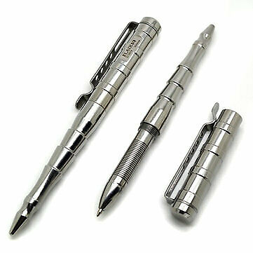 LAIX B009 Stainless Steel Self Defense Protection Tactical Pen