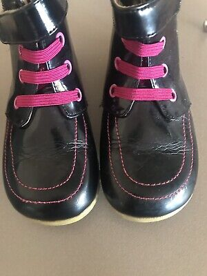 livie and luca Black Boots Size 10
