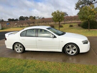 2007 Ford Bf Xr6 6 speed auto not turbo