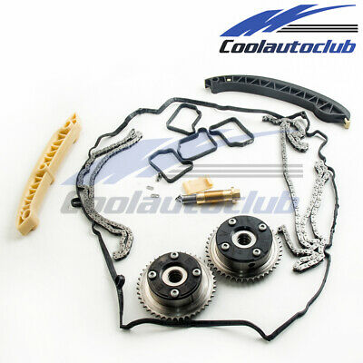 for Mercedes M271 Camshaft Adjuster Timing Chain Kit C-CLASS CLK C180 Kompressor