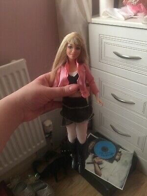 Original Hannah Montana Barbie Doll With Clothes And Merchandise