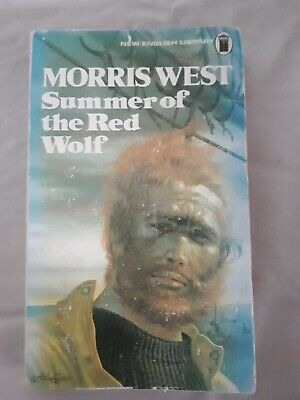 Summer Of The Red Wolf - Morris West. 1975 edition. Good condition for age.