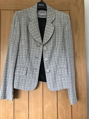 next ladies suit size 10 Jacket With Skirt Size 8
