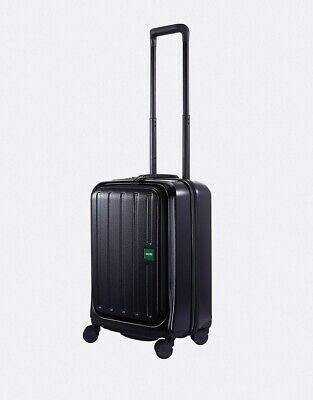 Lojel Lucid 2 Luggage - Carry On Cabin Suitcase - Hard Case - with Laptop Sleeve