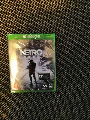 Metro Exodus (Xbox One) brand new still in wrapping.