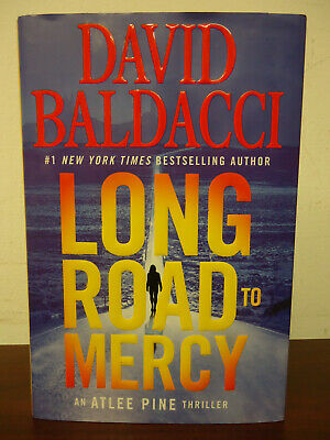 David Baldacci Long road to Mercy 2017 1st Edition