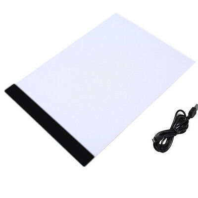 A4 Led Art Tattoo Portable Drawing Pad Eye Protect Writing Exercise Tracing