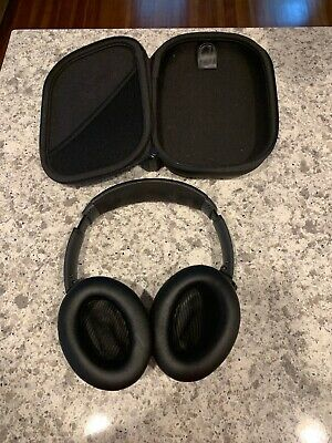 BOSE QUIETCOMFORT 35 Wireless Headphones II with Microphone