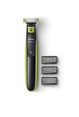 Philips One Blade QP2520/25  Electric Trimmer Styler Shaver 3 Combs Wet & Dry