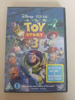 Toy Story 3 Disney Dvd - Original Uk Release