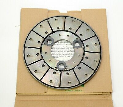 New Warner Electric Altra 5301-111-018 BRAKE ARMATURE 5301111018