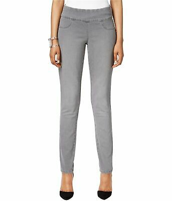 Style Co Petite Jeans, Curvy-Fit Pull-O Whisper Grey PXL