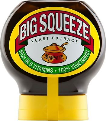 Marmite Yeast Extract Squeezy (2x400g)