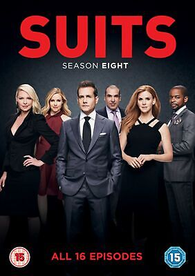 Suits: Season Eight (Box Set) [DVD]