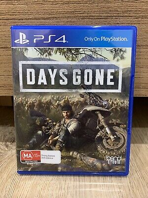 Days Gone PS4 Game (Sony PlayStation 4, 2019)
