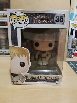 Funko Pop Vinyl Game of Thrones Jaime Lannister (Gold Hand) *Damage* + Discounts