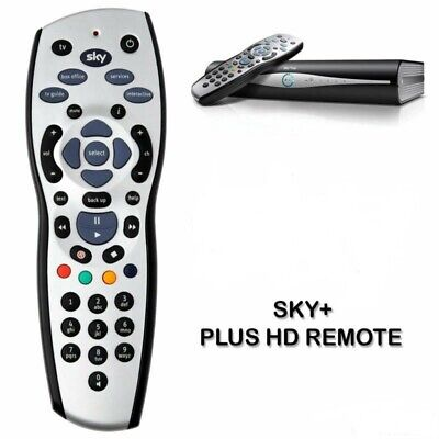 New - GENUINE SKY+ PLUS HD REV 9 TV REPLACEMENT New Remote + FREE Delivery 2019
