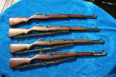 WWII M1923 Sling Military AOC Thompson 1921 Garand M1 Springfield 1903 Enfield