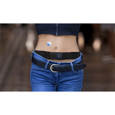 Glucology® Insulin Pump Belt | Diabetic Aid | Diabetic Accessories
