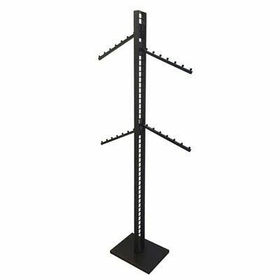 Ladder Clothing Rack  - Garment Clothes Laundry 1380mm -4  waterfall arms