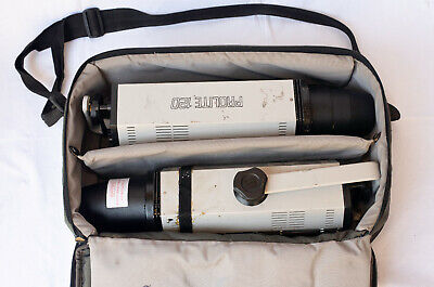 Bowens Prolite 120 Kit, 1000, With Bowens Case