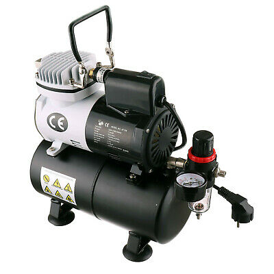 Air Compressor with 3.5 litre Receiver Tank Oil-free Airbrush High Quality
