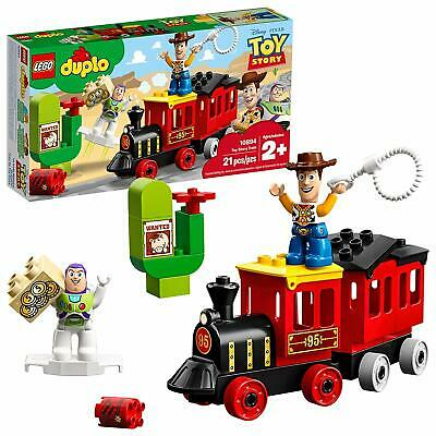 LEGO DUPLO Disney Pixar Toy Story Train 10894 Building Blocks (21 Piece), New 20