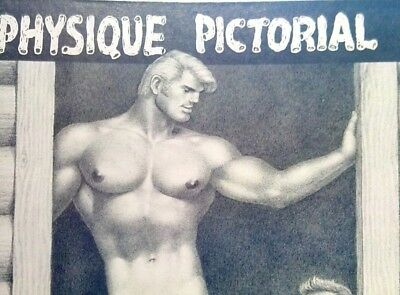 Tom of Finland- Physique Pictorial volume 25 gay interest magazine