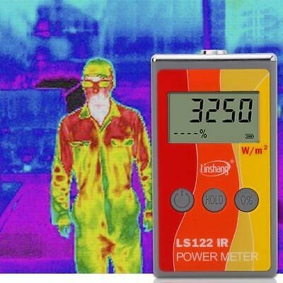 LS122 IR Solar Power Meter intensity infrared with Rejection Value Energy Tester
