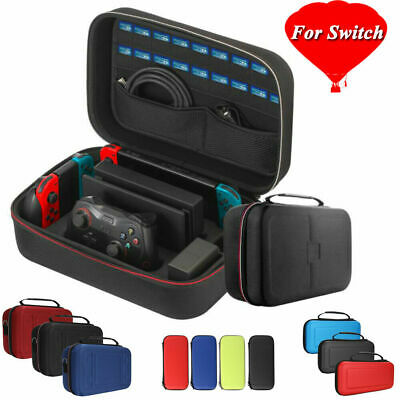 Storage Travel Bag Carry Hard Case Cover Pouch for Nintendo Switch Game Console