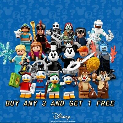 LEGO MINIFIGURES SERIES 12 71007  PICK CHOOSE YOUR OWN BUY 3 GET 1 FREE