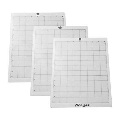 """Silhouette Cameo Replacement Schneidematte 12"""" Cutting Area Measuring Grid Q1S6"""