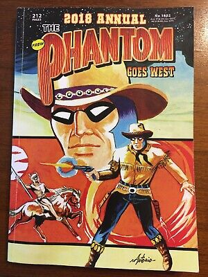 Frew Phantom Comic Number 1802. 2018 Annual Special  212 Pages. Very Good