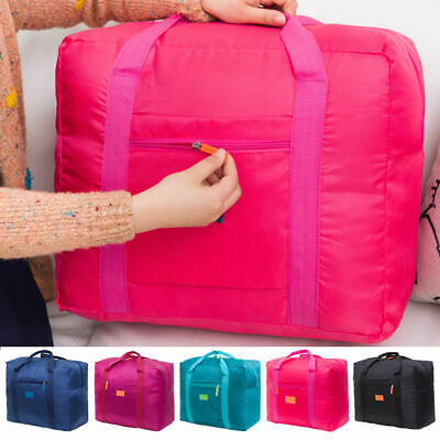 Portable Waterpoof Foldable Travel Luggage Baggage Storage Carry-On Durable Bag