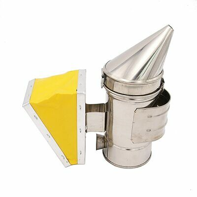 Mini Size Bee Hive Smoker Stainless Steel Material Beekeeping Tool Equipment