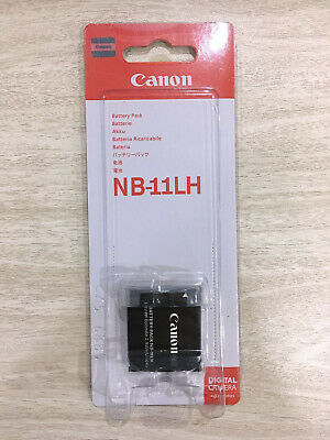 UK Replacement Battery For Canon NB-11LH NB11L CB-2LDE/2LFE A4000 A3500 NB11LH