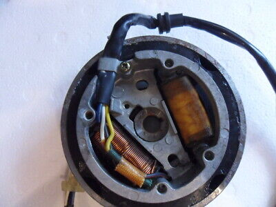 Honda NX50 Caren Moped Alternator & Flywheel