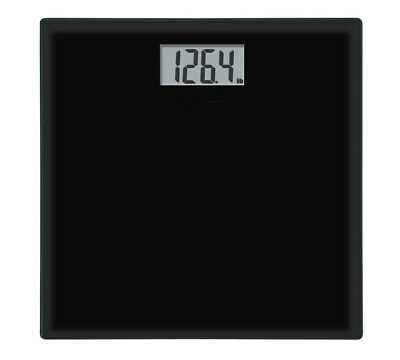 180KG Digital Weighing Scales Electronic Glass LCD Bathroom Body Weight Scale lb