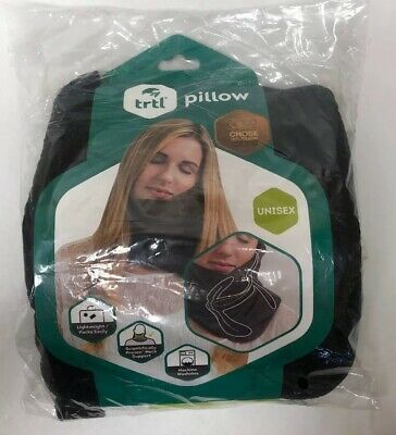 Travel Pillow Neck U Cushion Foam Memory Car Air Rest Flight Shaped Gift - NEW