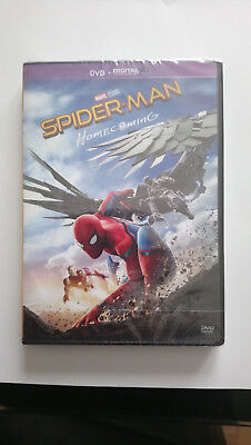 Dvd Spider-Man Homecoming Neuf Sous Blister