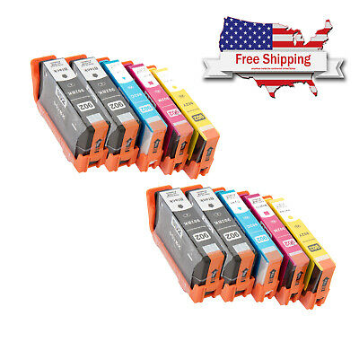 902XL 902L Ink Cartridges for HP Officejet Pro 6960 6968 6970 6975 6978 LOT