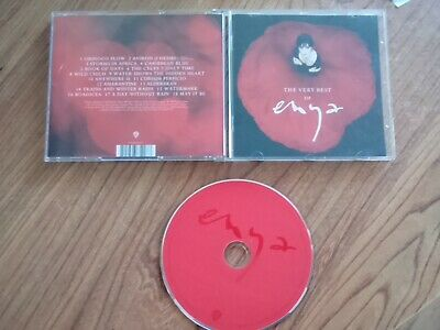Enya - The Very Best Of Enya (Cd) NM / NM,  Ref 825646852277 [New Age]