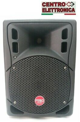 MONTARBO 8A CASSA AMPLIFICATA ATTIVA AUDIO MONITOR DJ LIVE 400W New Switching
