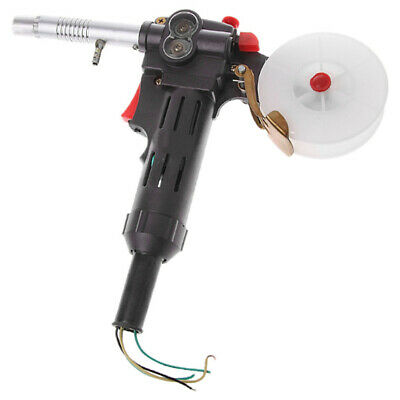 1X(Nbc-200A Mig Welding Tool Spool Tool Push Pull Feeder Welding Torch With J1V1