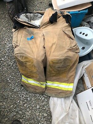 Bunker Gear With Liner - Janesville – 46R